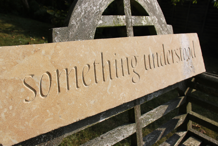 'Something understood' - a quote by George Herbert